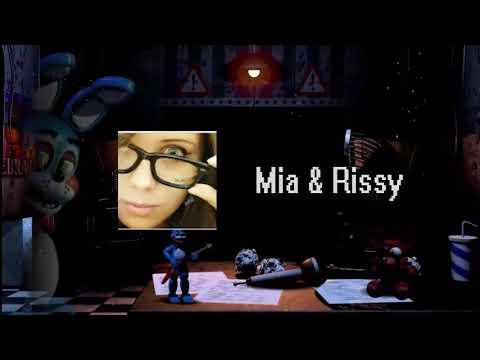 Five Nights at Freddy's 2 Song - Remix Cover [Sayonara Maxwell] vs. [Mia & Rissy]