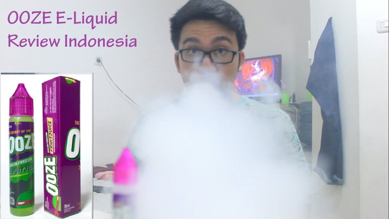 Review E-Liquid US OOZE (Review Indonesia)