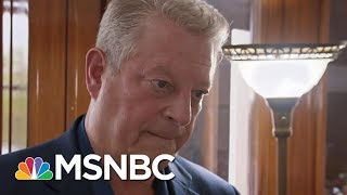 Al Gore Returns To The Spotlight With New Climate Change Film   MSNBC