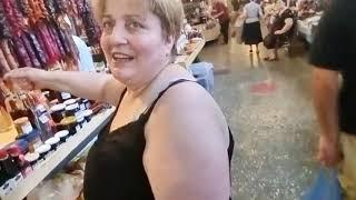 Отдых в Батуми Центральный Рынок ОЧЕНЬ ДЁШЕВО Цены в Грузии Что купить домой