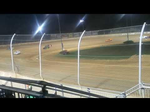 Lawrenceburg speedway compact heat race #2 9-21-19