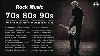 Download 70s 80s 90s Rock Music Hits Collection | The Best Of Classic Rock Songs Of All Time