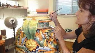 Pottery Ceramic and China Repair Lesson and Tutorial