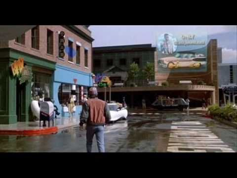BACK TO THE FUTURE Part II (1989) - Alan Silvestri - Soundtrack Score Suite