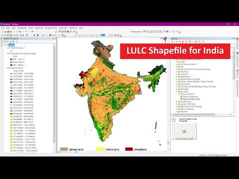 Shapefile Download