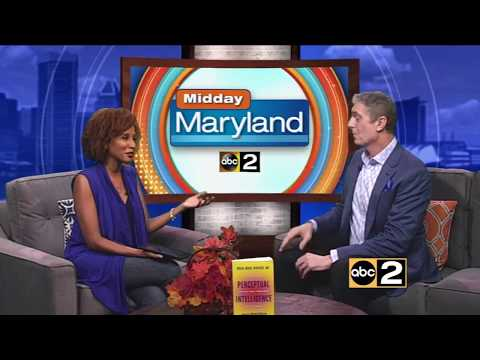 Dr. Brian Discusses - Perceptual Intelligence On Midday Maryland Show