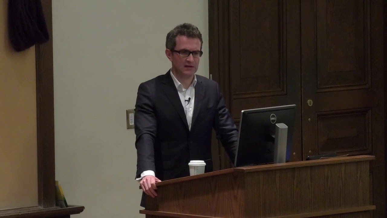 Douglas Murray @ Lafayette, The Strange Death of Europe, Full Event #1