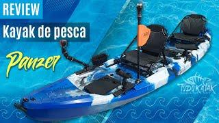 """Vídeo: Kayak de pesca familiar """"Panzer"""""""