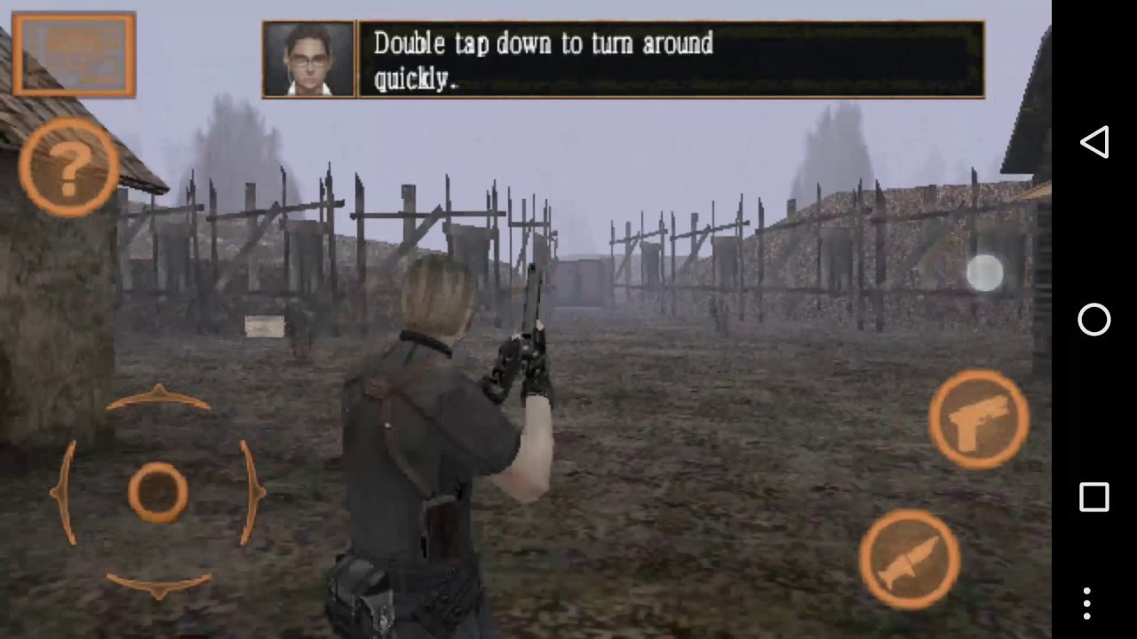 free download android game resident evil 4