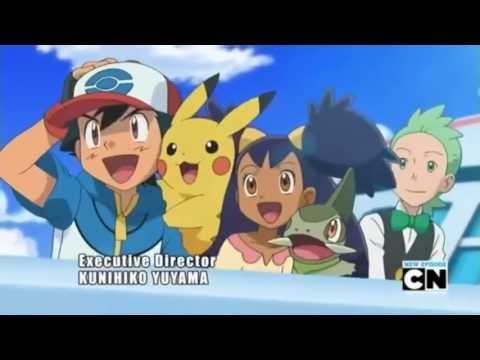Pokémon BW: Adventures in Unova and Beyond - Opening