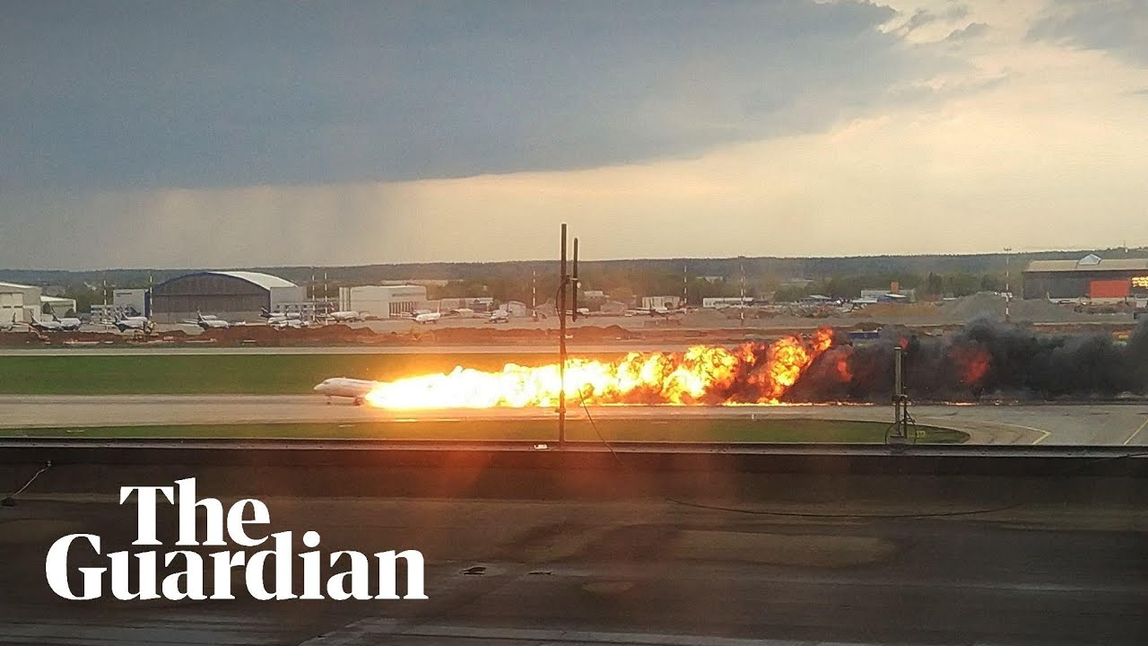 Iranian passenger plane slides off runway into highway, passengers ...