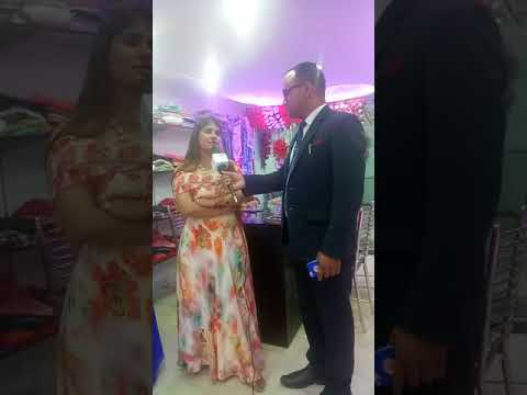 FLYING ANGELS BOUTIQUE KANPUR - NEHA PANDAY  VIEWS BY - AAKASH KUMAR - KANPUR LIVE