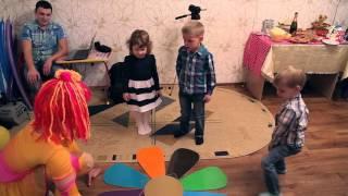 видео День рождения 3 года. Чем занять детей?