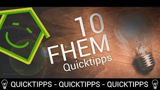 Video 10 FHEM-Quicktipps | haus-automatisierung.com download MP3, 3GP, MP4, WEBM, AVI, FLV November 2017