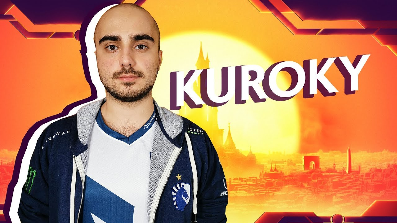 """Dota 2: """"KuroKy"""" se sincera y da dos opciones: trabajar duro"""