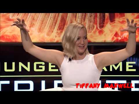 Jennifer Lawrence & Liam Hemsworth  Favourite Moments Part 3