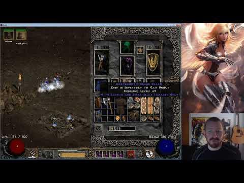 Horadric Cube Tricks:  Upgrade Low Quality Armor (Diablo2)