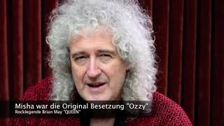 "Misha Kovar - Brian May ""Queen"" Support"
