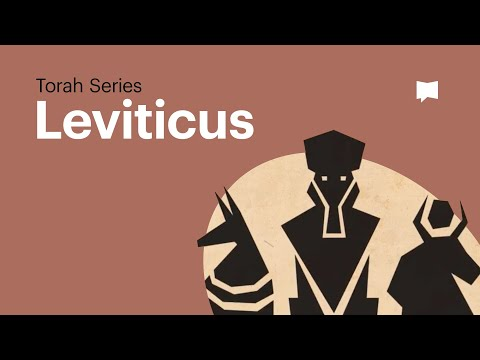 The Book of Leviticus Overview