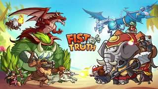 Fist of Truth - Magic Storm
