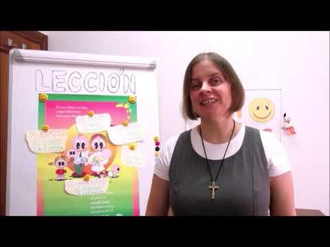 Hola amigos - 17. lekce španělštiny s misionářkou