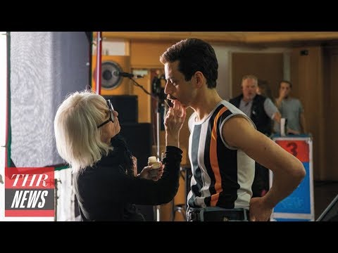 'Bohemian Rhapsody': How Rami Malek Was Transformed Into Freddie Mercury | THR News