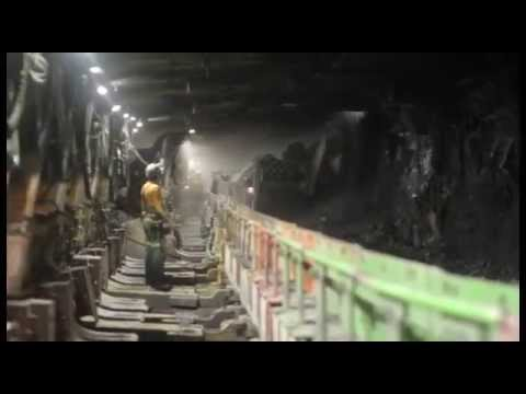 Fully Mechanized Longwall Coal Production