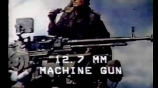 DShK 1938 Heavy Anti-Aircraft Machine Gun