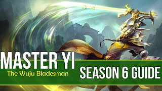 League of Legends Master Yi Guide | Season 6 | Patch 6.4