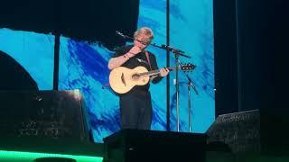 Ed Sheeran - Nancy Mulligan - Dallas - October 27, 2018