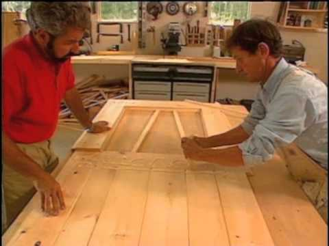 how to build a wood door 2
