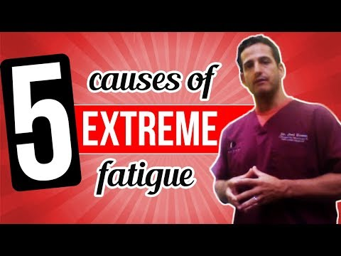 Top 5 Extreme Fatigue Causes