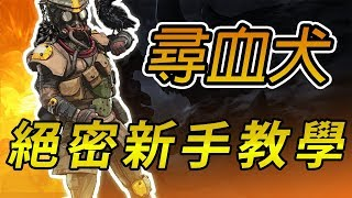 APEX 新手攻略/分析 |  尋血犬 Bloodhound  | Apex Legends - 【中文字幕】