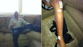 Anderson Silva Road To Recovery Part 1