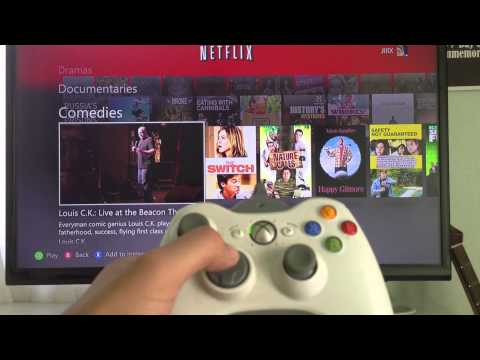 How To Easily Switch Netflix Accounts On Your Xbox Live and PS3