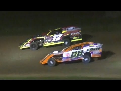 UEMS E-Mod Feature Two | McKean County Raceway | Zoiee Zuver Memorial | 5-26-16