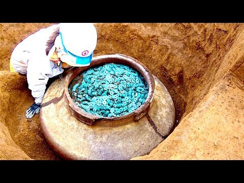 10 Ancient Unearthed Discoveries