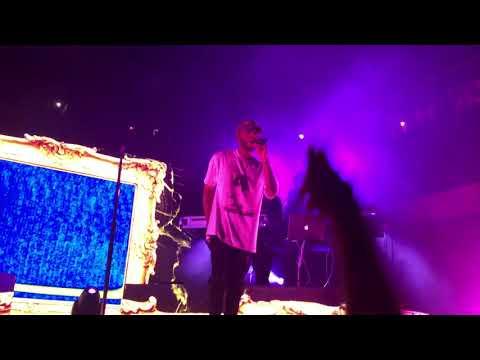 """6LACK - """"That Far """" (Live) - Free 6LACK Tour - Ft. Lauderdale - 11/28/17"""