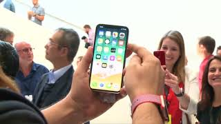 Download Video Apple Rolls Out Iphone 8 And X At Product Launch MP3 3GP MP4