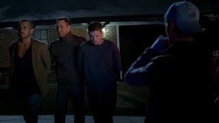Майкл и Линкольн берут в заложники оператора. Побег