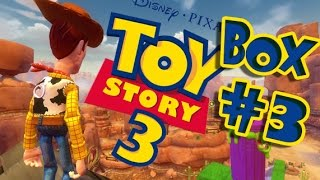Toy Story 3 • Toy Box Mode Walkthrough Part 3 (PS3, X360, Wii)