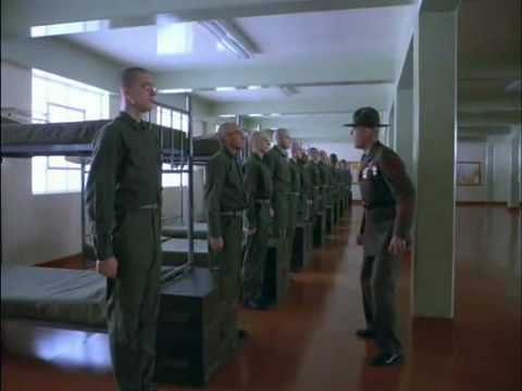 Download discorso iniziale del sergente Hartman