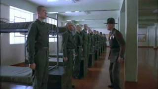 discorso iniziale del sergente Hartman