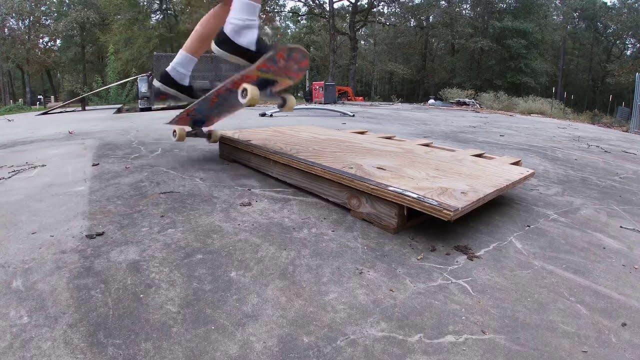 Skateboard compilation