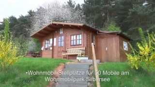 Wohnmobilpark Silbersee  April 2014