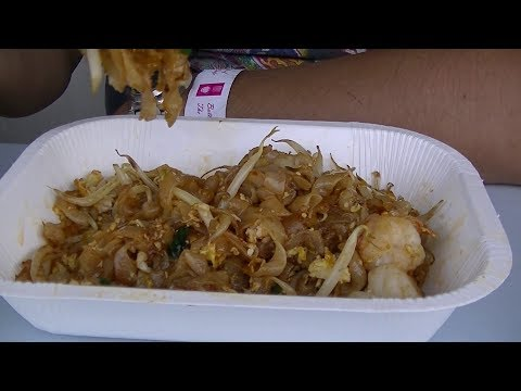 Best Char Kway Teow? 71 Anjung Gurney Char Koay Teow, Gurney Drive, Aug 2016