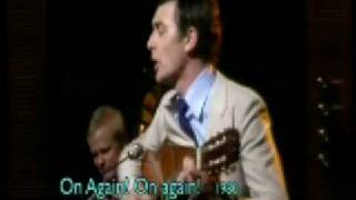 Jake Thackray - On again, on again