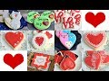 PRETTY DECORATED VALENTINE'S DAY COOKIES by HANIELA'S