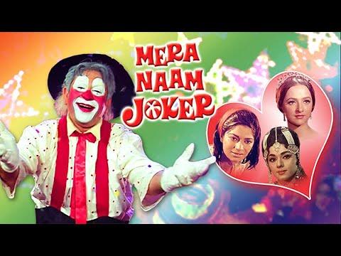 Download Mera Naam Joker 1970 Full Movie In HD | Raj Kapoor, Rishi Kapoor, Manoj Kumar | Mera Naam Joker Flim