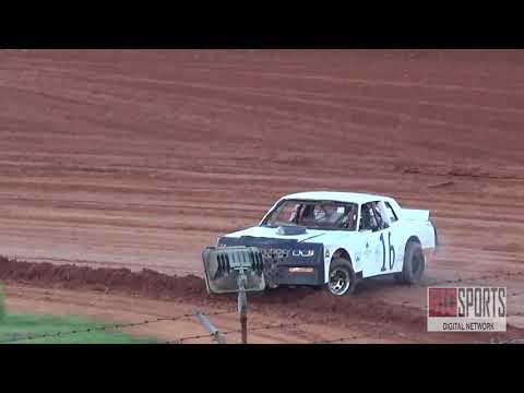 Halifax County Motor Sports Streaming on www.bigsportsTV.com. - dirt track racing video image